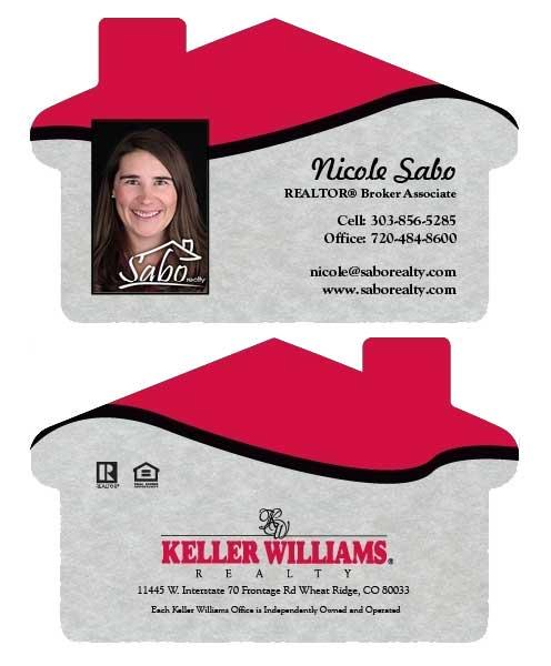 Sabo Realty Business Card Design