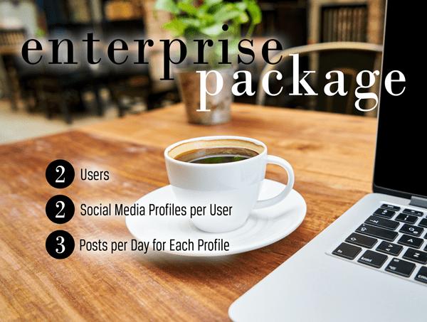 Social Media Enterprise Package
