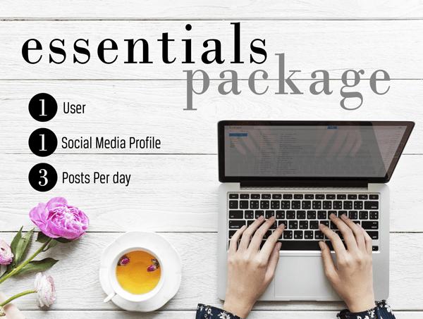 Social Media Essentials Package